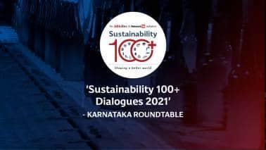 'The Sustainability 100+ Dialogues 2021'- Karnataka Roundtable