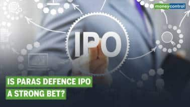 All you need to know about Paras Defence & Space Technologies' IPO