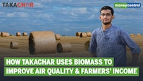 This Indian agri-waste recycling project helps improve air quality