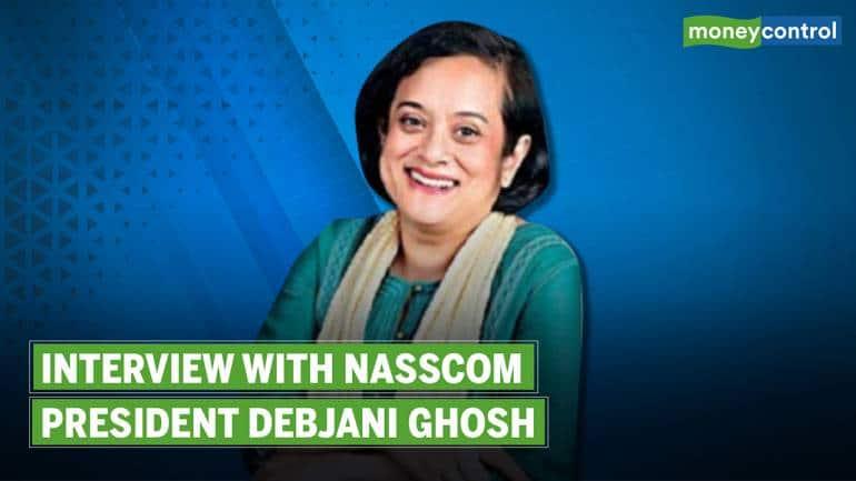 IT growth, startup boom to sustain: Nasscom President Debjani Ghosh