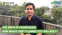The Birth of Chandigarh: How India's first planned city was built