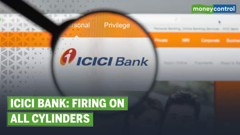 Will ICICI Bank's Stock Continue To Outperform Nifty & Bank Nifty?   Ideas For Profit