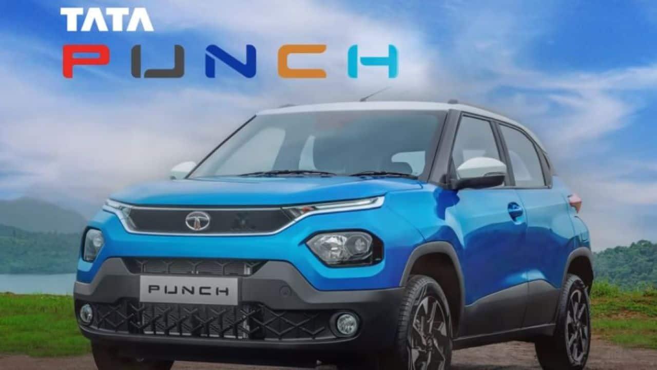 Tata Punch 1