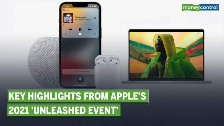 Apple Unleashed 2021: M1 Pro & M1 Max SoCs, New MacBook Pros & Airpods 3 Unveiled