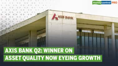 Ideas For Profit | Axis Bank: Valuation gap with private sector peers to narrow with return of growth
