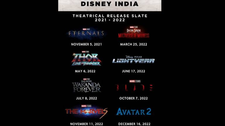 , Multiplexes bet big on Disney India's movie slate; eye 8-week OTT window with strong film lineup, The World Live Breaking News Coverage & Updates IN ENGLISH