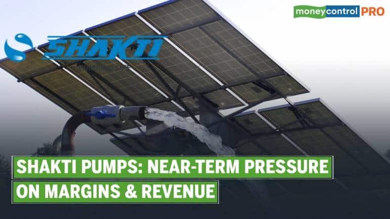 Ideas For Profit | Why Shakti Pumps can yield returns despite pressure on margins & revenue