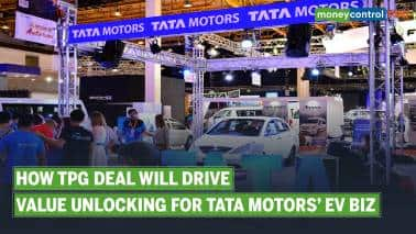 Ideas For Profit | Can Tata Motors stock rise further post EV deal with TPG?