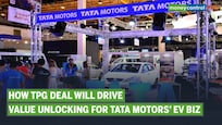 Ideas For Profit   Can Tata Motors stock rise further post EV deal with TPG?